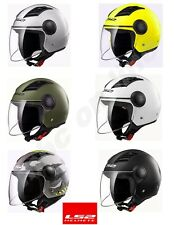 Casco Jet LS2 Airflow OF562