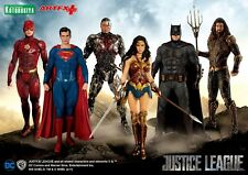 DC COMICS Justice League ALL 6 FIGURES ARTFX+ Statue Deluxe Figures CHOICE OF 6