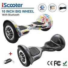 Self Balancing Hoverboard 10Zoll Eléctrico Scooter Smart Overboard con Bluetooth