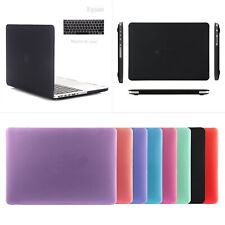 """For Apple MacBook Pro 13"""" 15'' Pattern Hard Rubberized Hard Case Cover Protector"""