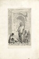 Moroccan Family Maria Fortuny Art Photo/ Poster Repro Print Many Sizes A0/85c