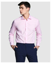 Chemise homme Easy Wear regular unie rose A11534933