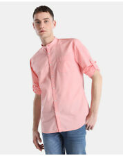 Chemise homme Easy Wear slim rose A23885084