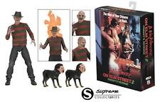 "A Nightmare On Elm Street 7"" Freddy Krueger Part 2 Ultimate Figure NECA NEW"