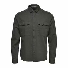 Only & sons - Camisa de manga larga - gris oscuro
