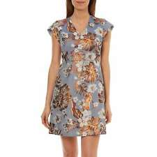 Paul & Joe Sister - Vestido estampado - denim azul