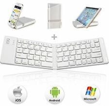 Wireless Bluetooth Folding Keyboard for iPhone iPad Tablet iOS Android Lot GP
