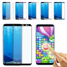 Fr Samsung Galaxy S9/S9 PLUS High Quality 3D Tempered Glass Screen Protector ZL1