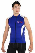 HERA International Maillot ciclismo hombre sin mangas Camiseta Aire Libre