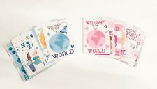 Welcome to the World - Baby Milestone Cards