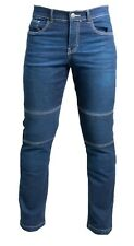 FLEX Motorcycle Jeans, Motorbike Jeans Men's Pants Trousers Protective Lining