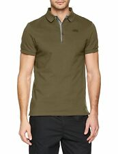 The North Face Polo Premium Piqué uomo art. CEV4 col. taupe green