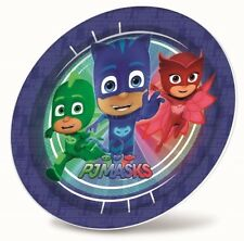 PJ Masks Birthday Party Tableware-  Plates,Cups, Napkins, Bags**Extras 35p P&P**