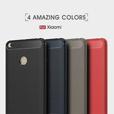 Ultra Slim Shell Shockproof TPU Rubber Grip Case Phone Cover For Xiaomi Phones