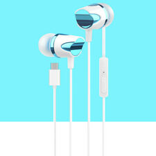 Type-C Headphone Earphone Headset In Ear w/Mic For Letv Le Mobile Phone