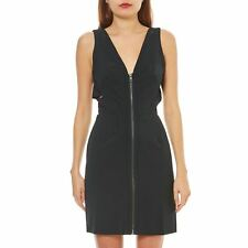 On you - Vestido recto - negro