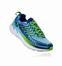 Hoka One One Clifton 4 Women 2018 Blue Surf The Web scarpe corsa running donna