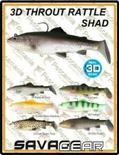 "Savage Gear ""3D DISPONEN RATTLE SHAD"" 17cm 80gr artificial spinning lucio bass"