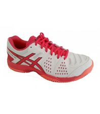 ASICS GEL PADEL PRO 3SG WHITE /ROUGE RED/FLASH CORAL