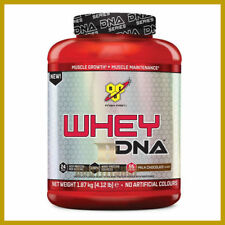 BSN Whey DNA 1.87kg / 1870G / 55 SERV.100% Whey Protein Muscle-building Protein