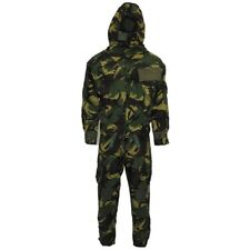 GB ARMY DPM NBC PROTECTIVE OVER SUIT SMOCK JACKET TROUSER CAMOUFLAGE WOODLAND