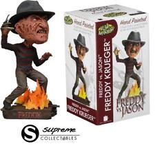 "A Nightmare On Elm Street 7"" Freddy VS Jason Krueger Head Knocker Figure NECA"