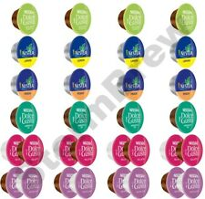 DOLCE GUSTO ULTIMATE TEA VARIETY PACK 6 BLENDS; 24 DRINKS; 32 PODS CAPSULES