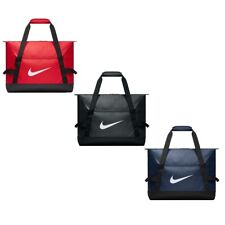 048413312f NIKE Sport Bag Fitness Club Team Swoosh Duffel Large 58 Litre Size ...