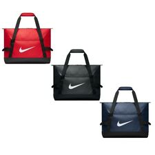 333cf6125f NIKE Sport Bag Fitness Club Team Swoosh Duffel Large 58 Litre Size ...