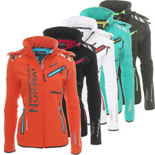 Geographical Norway Romantic donna Softshell SPORT FUNZIONALE PIOGGIA