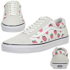 Vans Old Skool Strawberries Classic Trainers Sneakers Classic Shoes v3z6ivo
