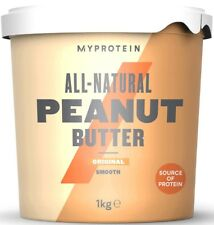 Myprotein Cacahuete My Proteína Mantequilla de Cacahuate Butter 1kg 2kg