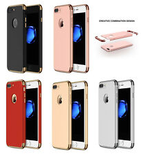 Cubierta Delgado Estuche Armour Funda Paragolpes para Apple iPhone X 6s 7 Plus