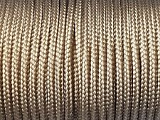 Falconry 3mm Sand Creance Line - 10/20/30/40/50m Lengths