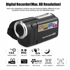 Pro Full HD 1080P 16M 8X Digital Zoom Video Recorder Camcorder DV Camera Cam LLP