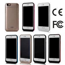 3800mAh-5800mAh AGM Extra Battery Power External Charger Case F. iPhone 6 6s 6 +