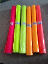 Sadipal  25 cut Sheets on a roll Hojas De School notice boards various colour