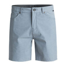 Pantaloncino Quiksilver Shorts Nelson Amphibian 18 Dark Denim Heather