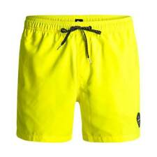 Costume Quiksilver Everyday Solid Volley 15 Safety Yellow