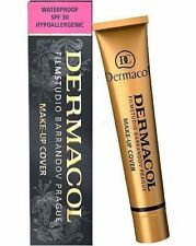 Dermacol Waterproof Make-up Cover Concealer foundation SPF 30 AUTHENTIC Genuine