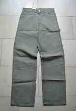 "Original Carhartt ""Single Knee Pant"", Farbe: Mud (Olivgrün), NEUWARE"