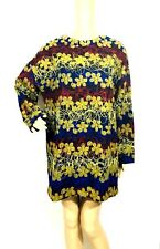 ZARA EMBROIDERED DRESS WITH LONG SLEEVES SIZE S M L REF 2878 222