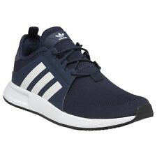New Mens adidas Blue X_PLR Nylon Trainers Running Style Lace Up