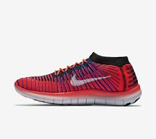 Nike Free RN Motion Flyknit Running Trainers 834584-600 UK9/EU44/US10