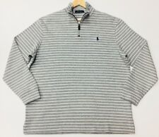 Polo Ralph Lauren French - Rib Half - Zip Pullover/Jumper