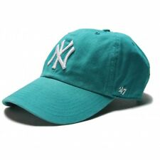 B-RGW17GWS-NU_Gorra 47 Brand – Mlb New York Yankees Clean Up Curved V Relax Fit