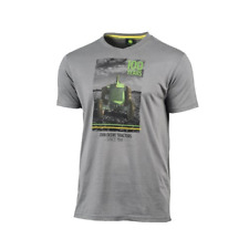 Genuine John Deere Limited Edition 100th Year Anniversary Grey T-Shirt