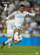 Official Real Madrid Ronaldo 1718 Maxi Poster 91.5 x 61cm Christiano Ronaldo CR