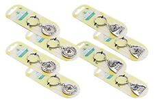 Busy Bee Sentiment Keyring - multiple designs Slogan Key, Key Ring, Keys DES887A