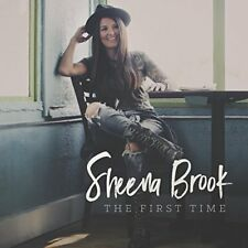 Sheena Brook-The First Time (CD-RP)  CD NUEVO (Importación USA)